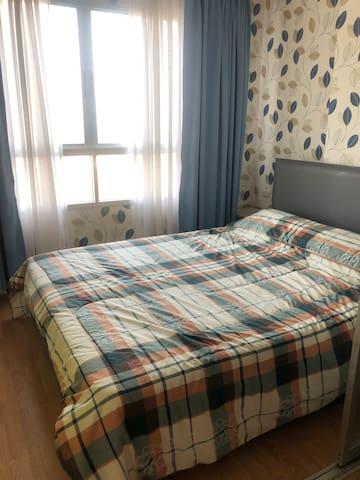 舒适型公寓住宿