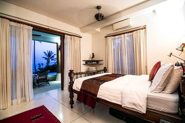 Frangipani Guest Room  : Tropical Paradise - Surat Thani - Apartment