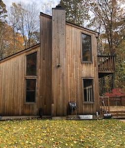 Cozy meets Seclusion: 3 bedroom, 2 bath- 10 acres