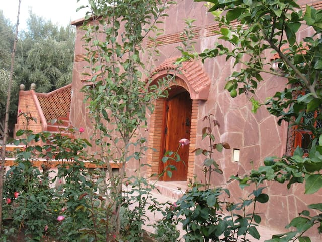 Riad de l'Ourika - Marrakesh - Penzion (B&B)