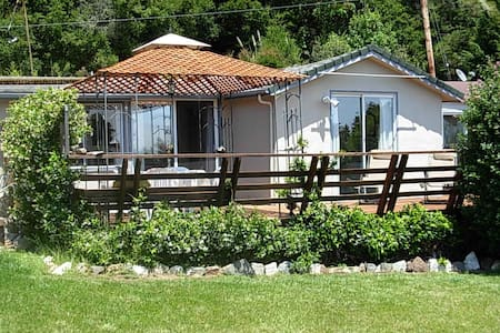 APPLE ORCHARD COTTAGE - Aptos