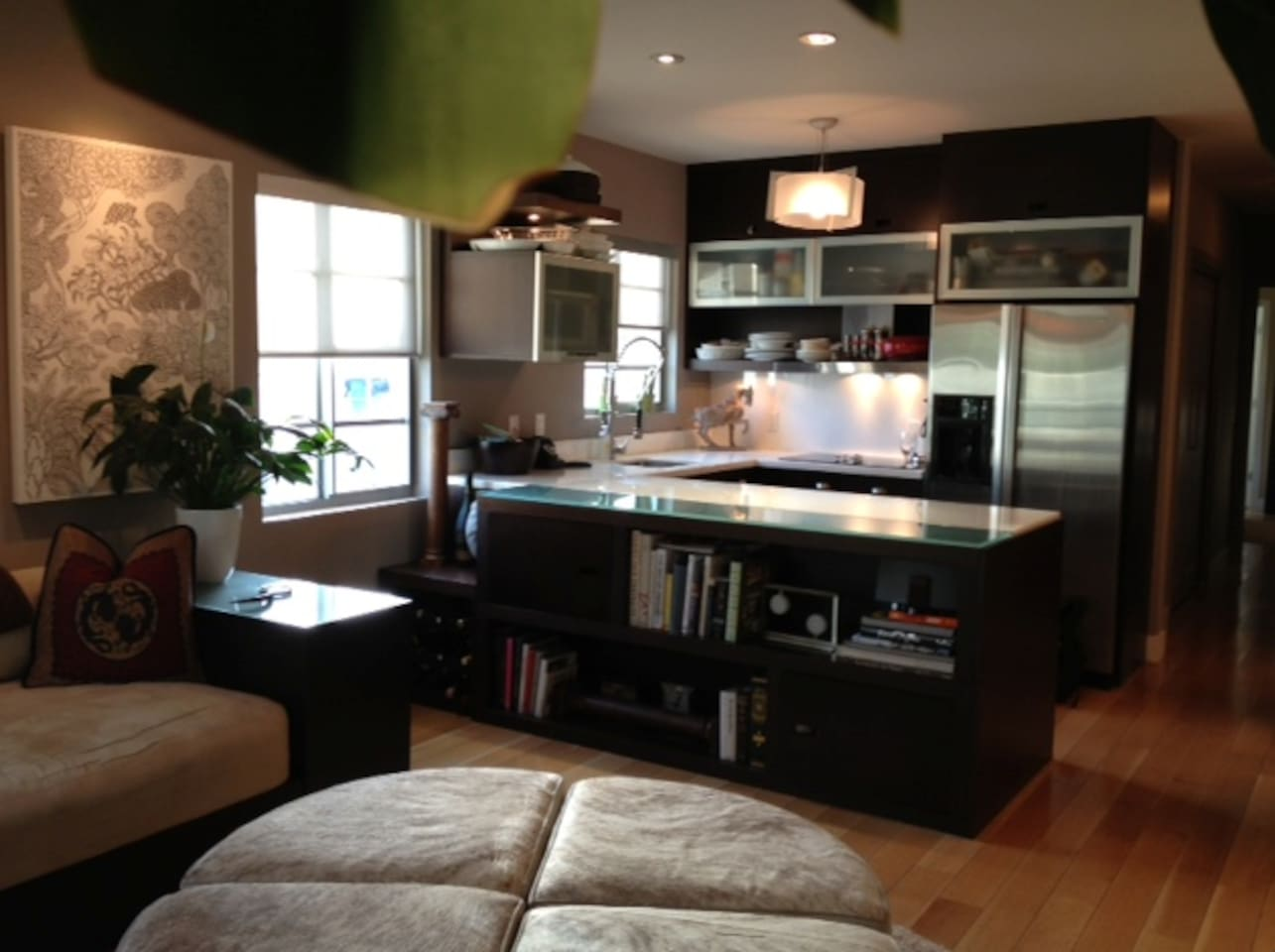 Chefs kitchen with all appliances, gadgets and toys