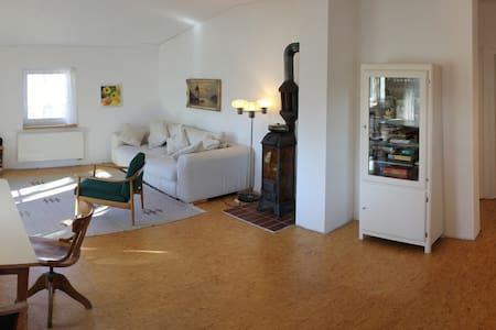 Wohnung mit grossem Garten - Zinnowitz