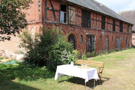 Zimmer auf Vierseit-Hof | Prignitz Elb-Radweg Nähe - Bad Wilsnack - Lainnya