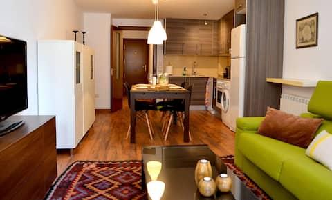 Bel appartement au cœur de Campo