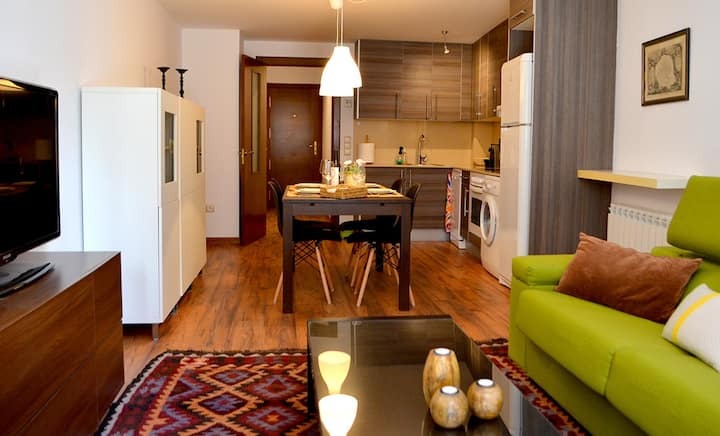Beautiful Apartment in Heart of Campo