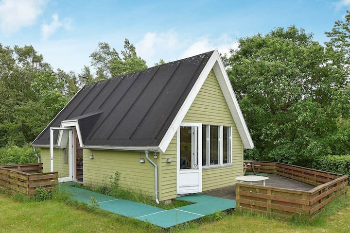 Quaint Holiday Home in Grindsted with Terrace