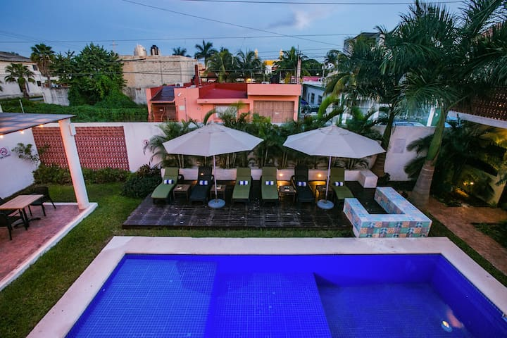 Villa Sac Ki a beautiful place to enjoy the Caribbean
