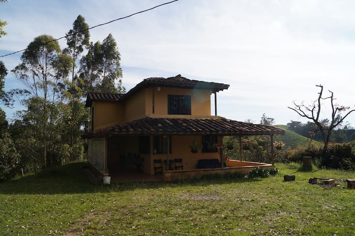 beautiful finca in rionegro - Rionegro - Rumah