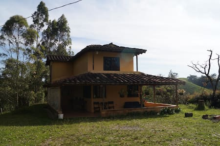 beautiful finca in rionegro - Rionegro - Ház