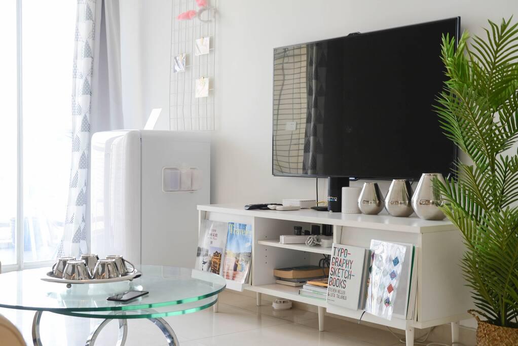 光纤接入,互联网电视以及小米盒子 小吉冰箱