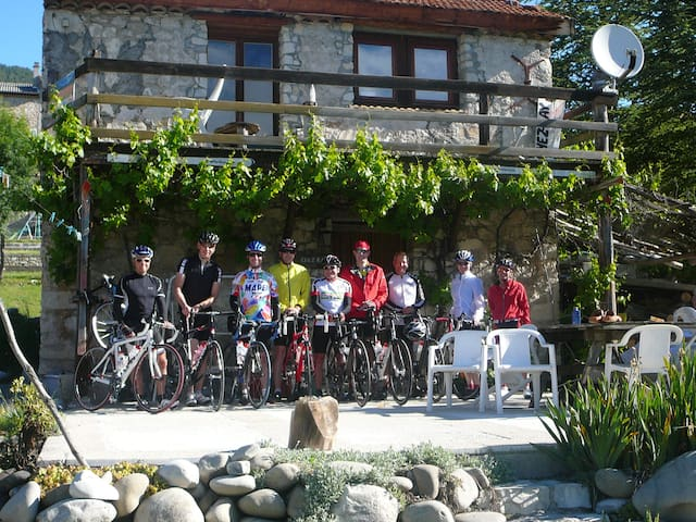 Cycle the alps of Provence.