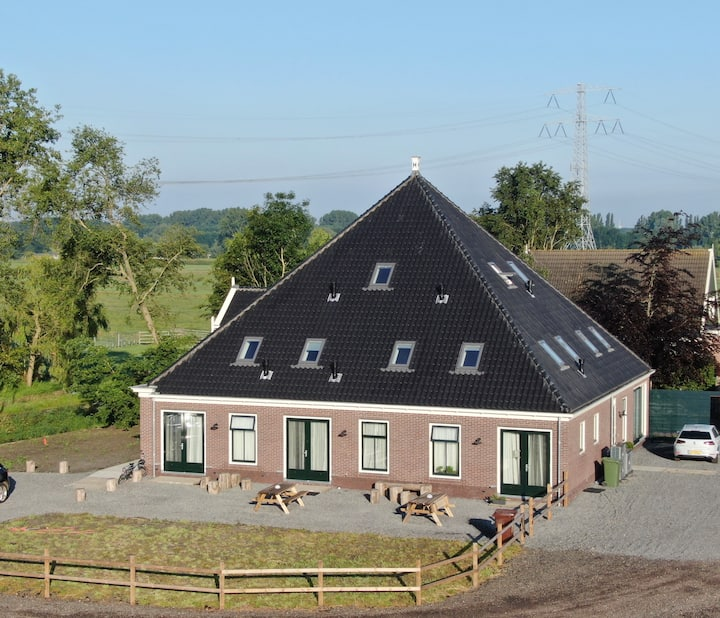 Bed & Breakfast Zunderdorp, Studio 2