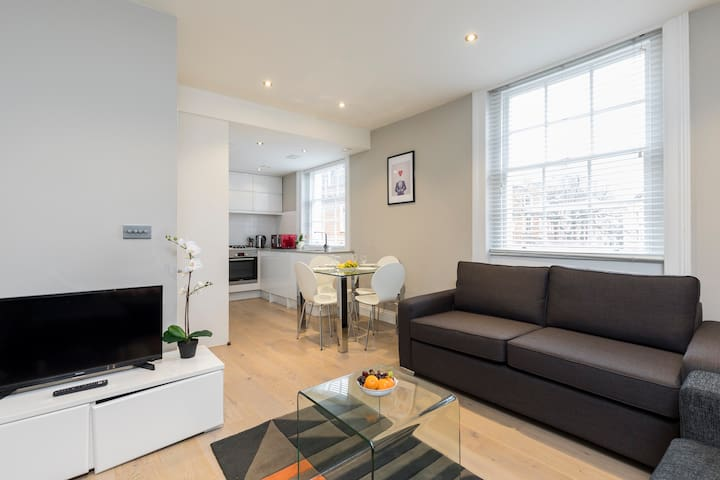 LOVELY COVENT GARDEN - LEICESTER SQUARE 1BR FLAT!