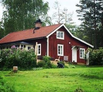 1800:th century cottage in Södermanland
