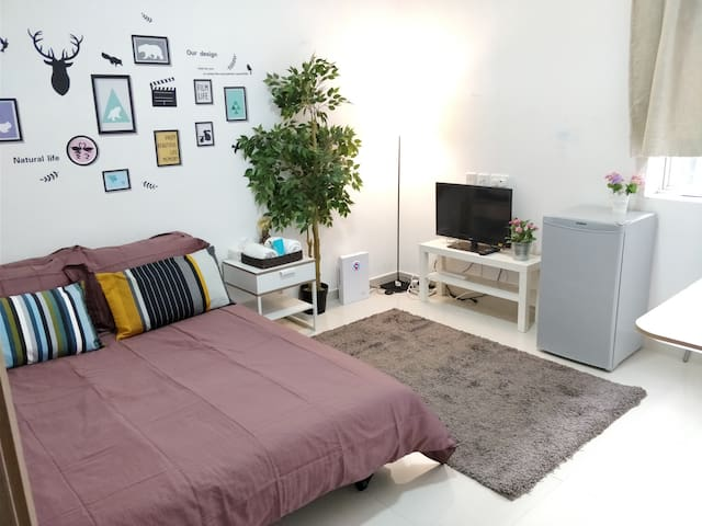 New Cozy Studio in Tsim Sha Tsui