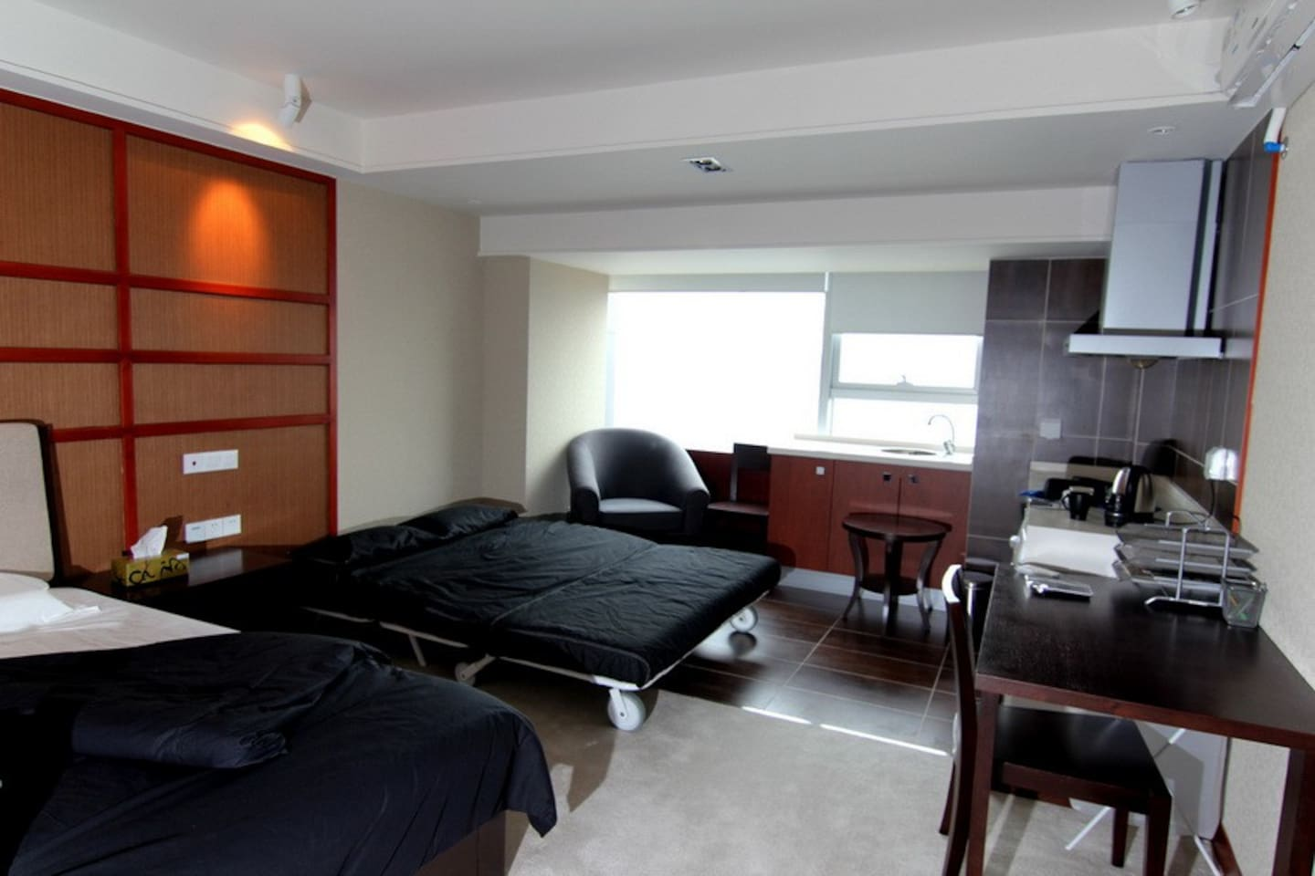 Comfy Studio Apartment in Chengdu