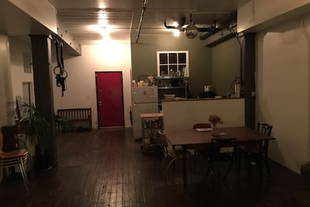The perfect space for someone coming to NYC for work, an internship or simply to experience the city for a semi-extended period of time. I am renting my exposed brick, bedroom while I am in Asia. Tons of natural light and lots of space