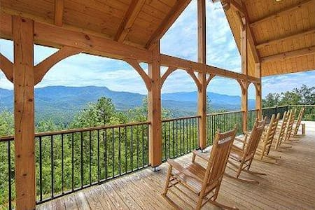 Amazing Views Retreat - Gatlinburg - Cabin