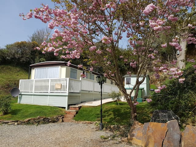 Chalet/caravan in Broad Haven