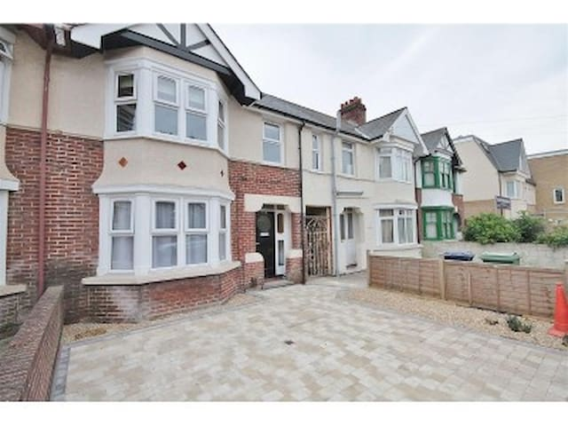1 bed - lovely student houseshare - Oxford - Huis