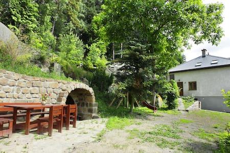 dům v Besedicích pod skálou - Koberovy - Haus
