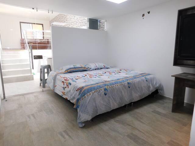 Apartamento de una habitación en Maraya