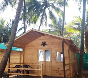 Beautiful Eco Friendly Cottage Near Agonda Beach