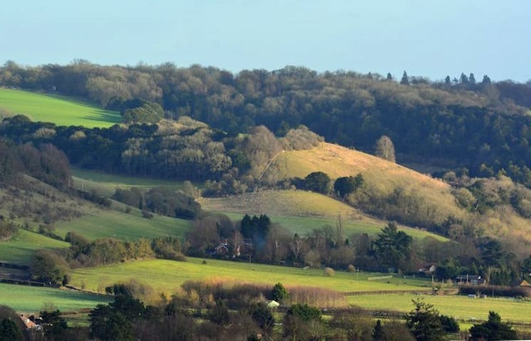 Laura's Chilterns guidebook