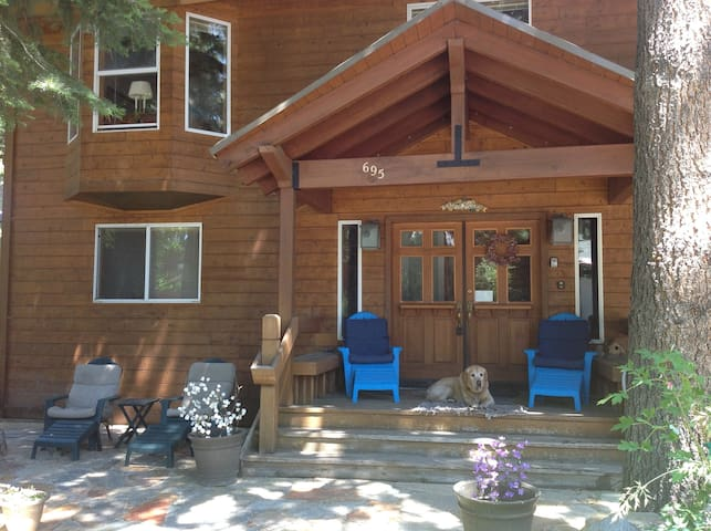 Luxury Tahoe City Home Walk to Town and the Lake - Tahoe City - Autre