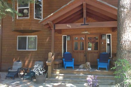 Luxury Tahoe City Home Walk to Town and the Lake - Tahoe City - Άλλο