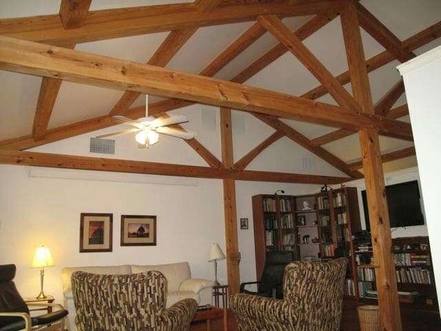 Comfortable Timber Frame - Fort Meade