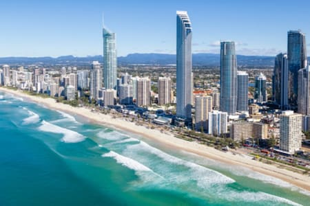 Brilliant Beach Beauty - Broadbeach
