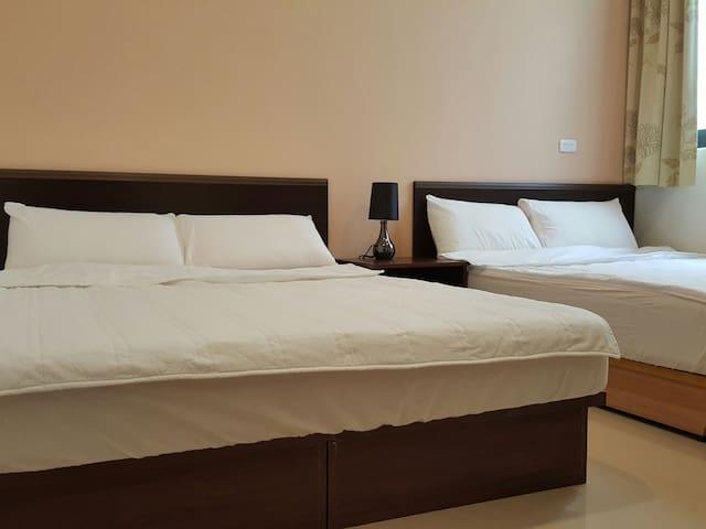 4人房 - TW - Bed & Breakfast