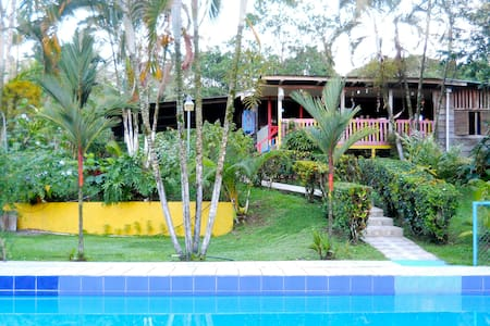 Casa del Río Peje! Sleeps up to 20 Price by night - Siquirres