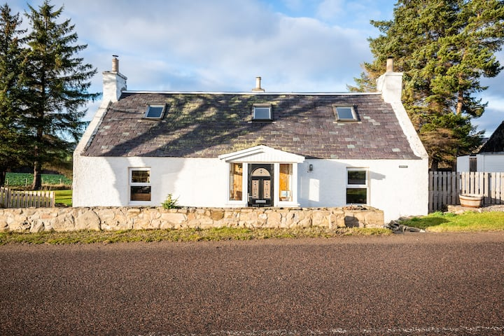 Holiday Cottage in beautiful Speyside