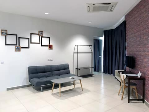 ★Super Promo★Jomstay - Octagon 2 Bedrooms Suite