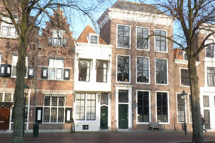 Historic townhouse in Zierikzee