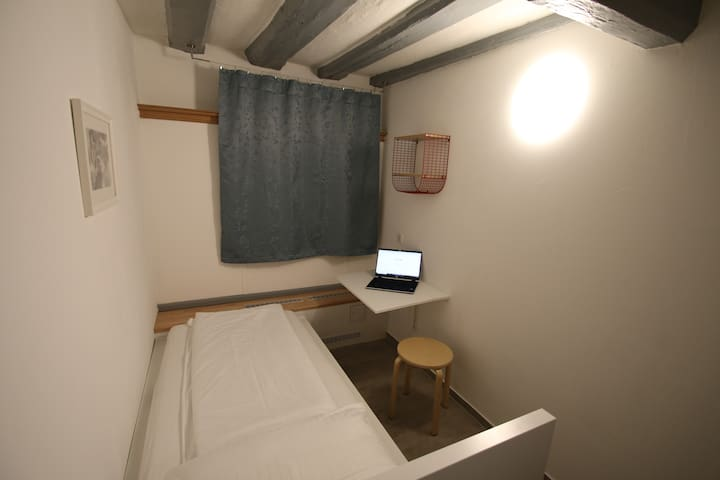 Tiny Room 24/7 Self Check-in in Fürth / Nürnberg