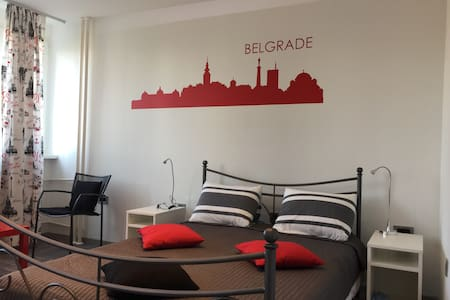 Urban Oasis -Welcome to Belgrade :) - Apartament