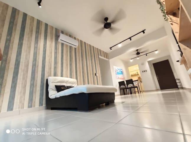 Cozy Condominium near Penang Airport & SPICE