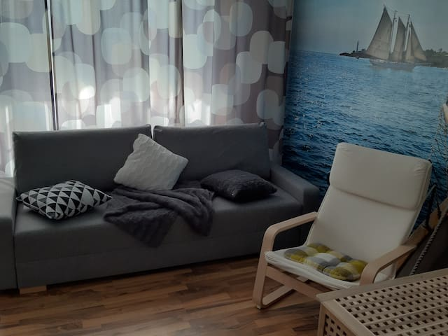 Apartment for families