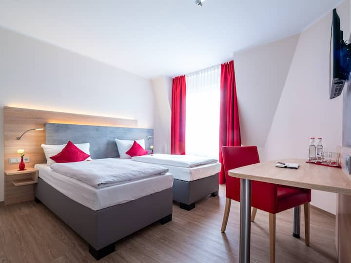 FETTEHENNE Apartment - Hotelservices & Pool inkl.
