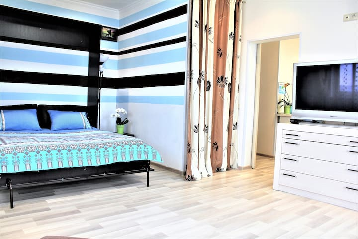 Fresh Apartment near Sheremetyevo Airport (15 min) - Lobnya - อพาร์ทเมนท์