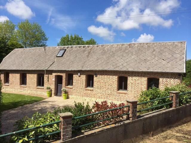Gite le Chantecler - Maison typique Normande