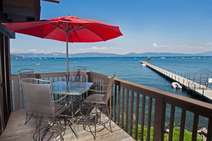 Tahoe Marina Lakefront #36