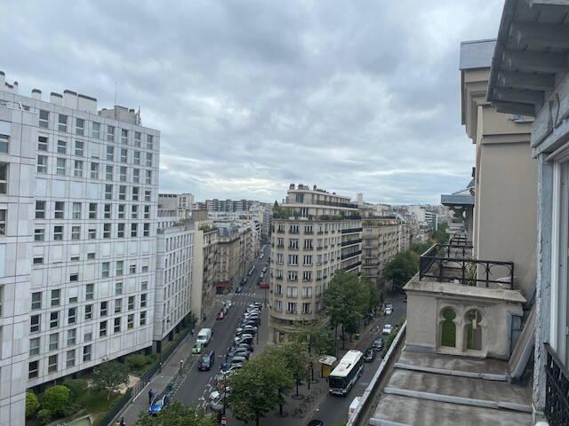 Chambre calme et lumineuse près de la Tour Eiffel