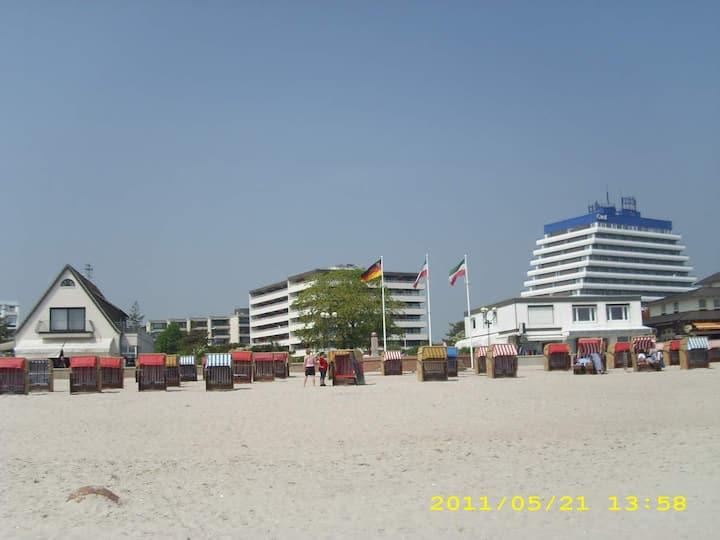 Ferienwohnung in Grömitz an der Ostsee