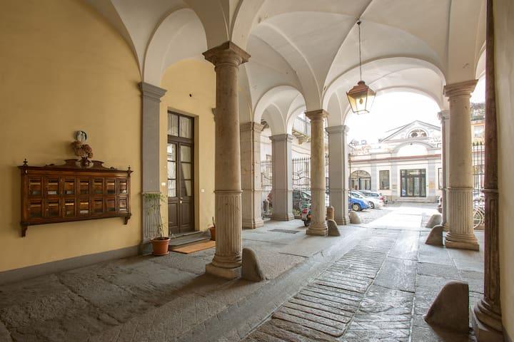 Bella Mansarda in Palazzo del '600
