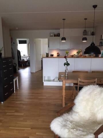 Room in a beautiful part of Copenhagen